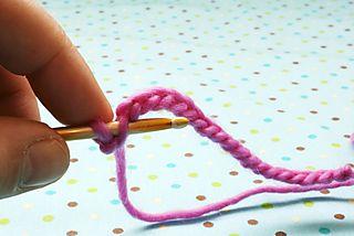 Single crochet 2