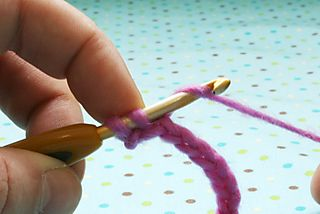 Single crochet 5