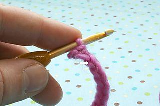Single crochet 8
