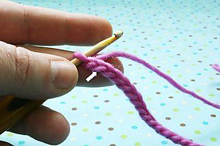 Single crochet 1