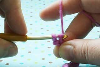 Single crochet 6