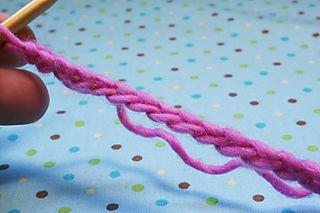 Double crochet 1