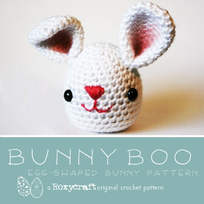 Bunny Beanie with Ears Free Crochet Pattern for Easter | 400x400