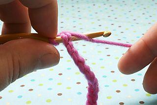 Single crochet 3