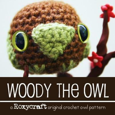 Woody the Owl Logo