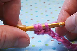 Double crochet 4