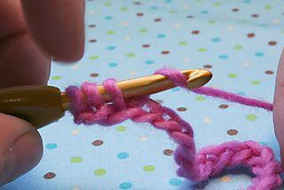 Double crochet 5