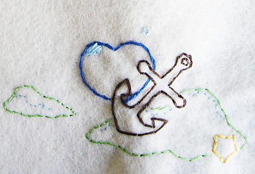 Kristen Rask Embroidery Design, exclusive to Pimp Stitch