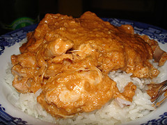 Slow Cooker Thai Chicken w/Calrose Rice